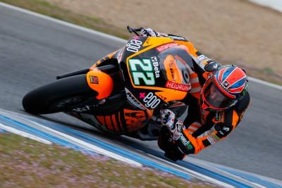 Lowes impone su ritmo en el ultimo test de Moto2™