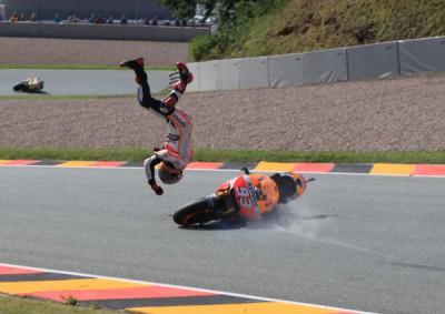 Las mayores caídas de MotoGP™ en 2014