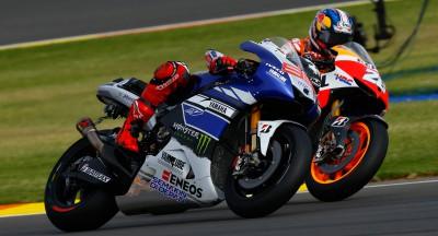 Los mejores adelantamientos de MotoGP™
