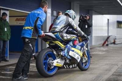 """Schrotter: """" We confirmed our potential in wet conditions'"""
