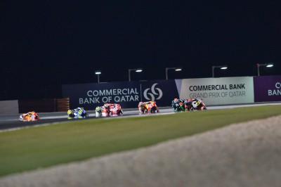Le Qatar accueille l'ouverture de la saison MotoGP™ 2015