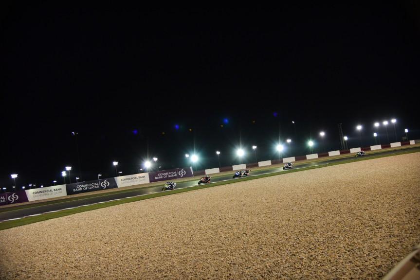 Moto3 Action, Qatar