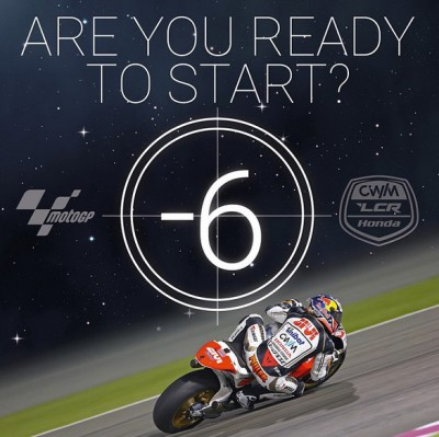 Are you ready to start? Next Sunday first MotoGP race