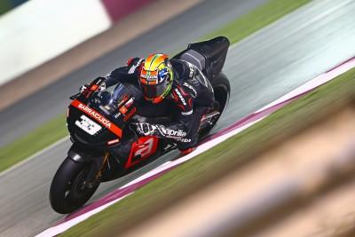 Aprilia parte per la stagione MotoGP 2015