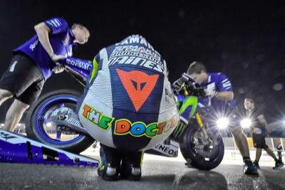 Rossi: 'Wir haben noch viel Arbeit vor uns'