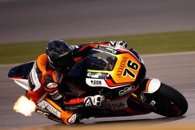 "Baz: ""It's finally time for my MotoGP premiere"""