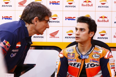 "Pedrosa: ""This first race weekend is always a little tough"""