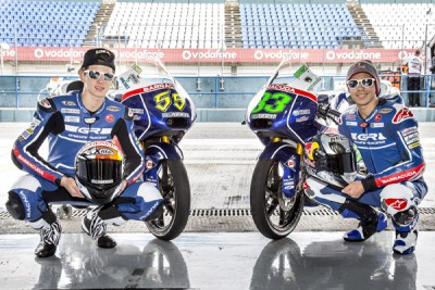 Bastianini e Locatelli determinati per la gara inaugurale