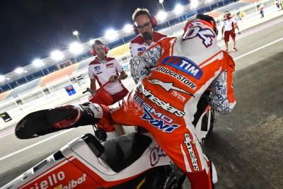 Dovizioso : « La nouvelle GP15 est une bien meilleure moto »