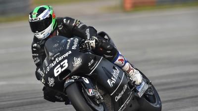 Di Meglio est prêt pour sa seconde saison en MotoGP™