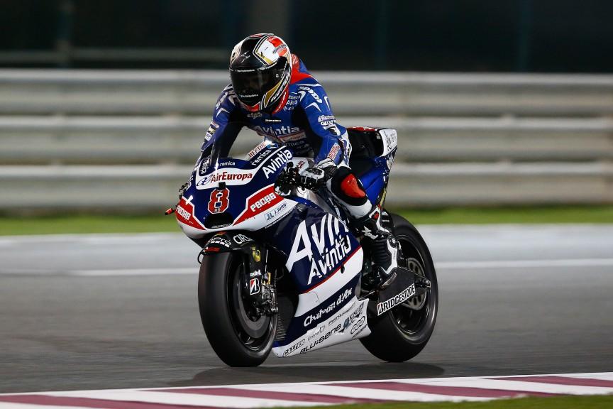 Hector Barbera, Avintia Racing, Qatar FP1