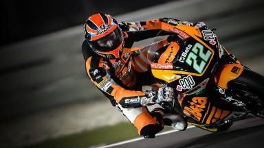 Lowes führt Tag 1 der Moto2™-Klasse in Katar an