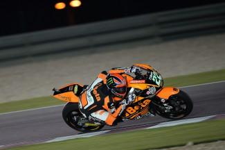 Lowes signe un nouveau record dès la première séance Moto2™
