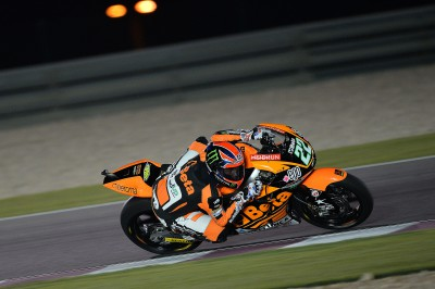 Lowes lidera el FP1 de Moto2™ en Qatar