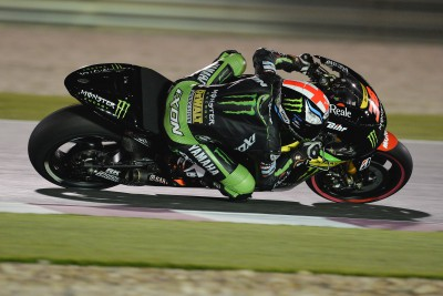 "Smith: ""The bike is a bit nervous at the moment'"