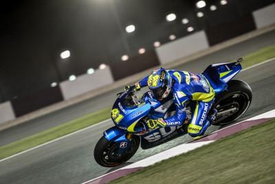 Aleix Espargaró commence dans le Top 3 au Qatar