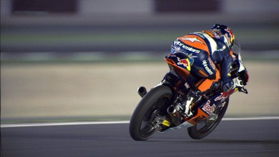 Moto3™ riders adapt to new bikes