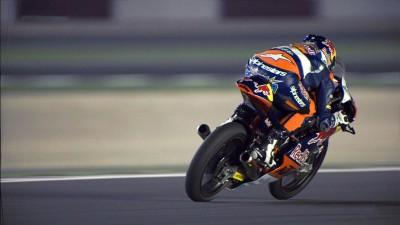 Oliveira übernimmt Spitze der Moto3™