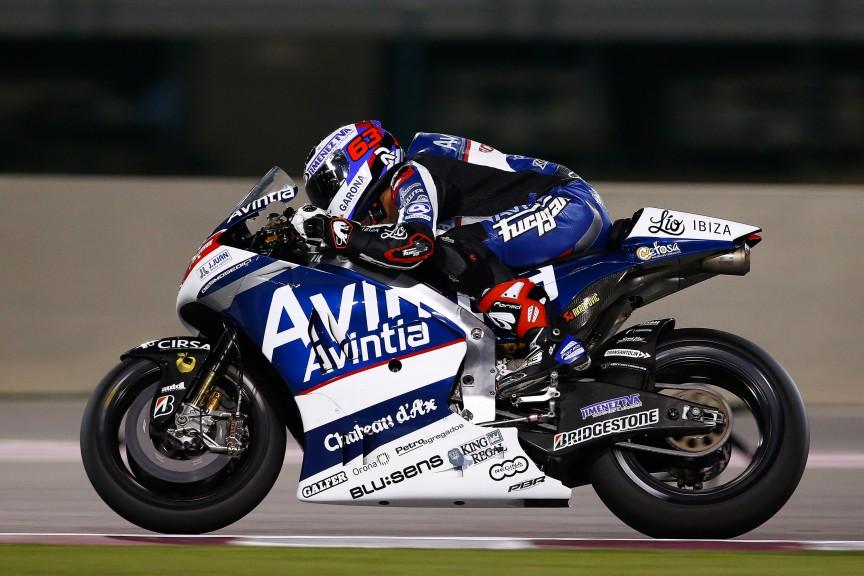 Mike di Meglio, Avintia Racing, Qatar FP1