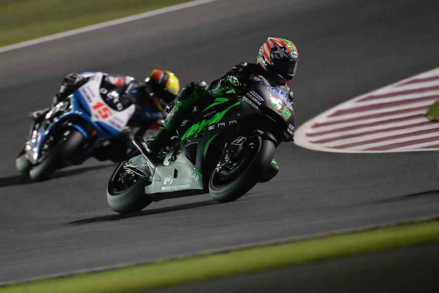 Nicky Hayden, Aspar Team MotoGP, Qatar FP1