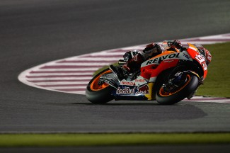 Marquez gibt die Pace zum Auftakt an