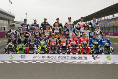 Record breaking MotoGP™ Entry list in Qatar