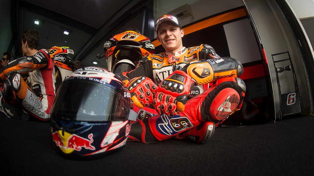 Stefan Bradl, Forward Racing