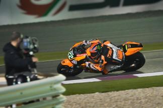 Lowes sigue marcando la pauta en el FP3 de Moto2™