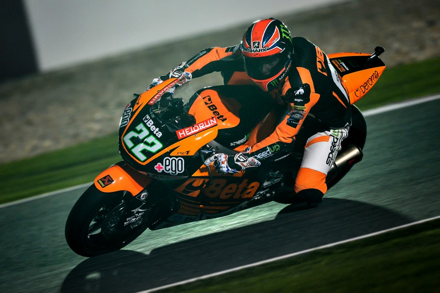 Sam Lowes, Speed Up Racing, QAT FP3