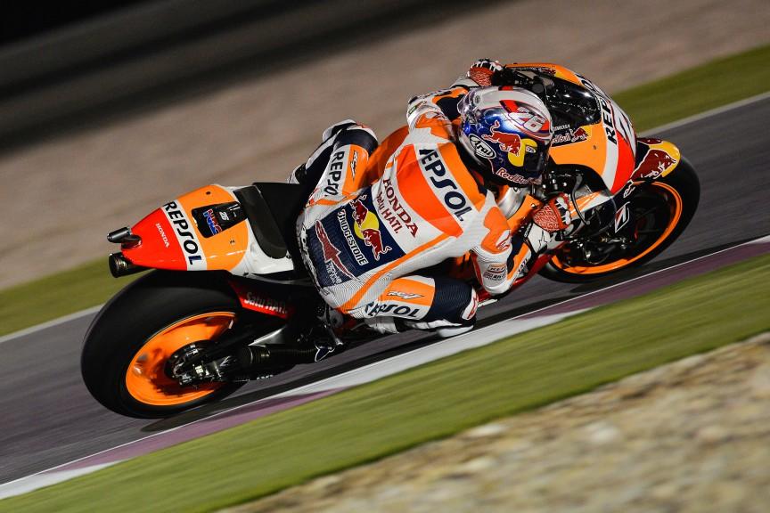 Dani Pedrosa, Repsol Honda Team, MotoGP Qatar FP2