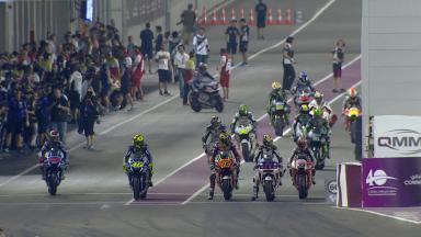 La deuxième séance d'essais MotoGP™ au Qatar
