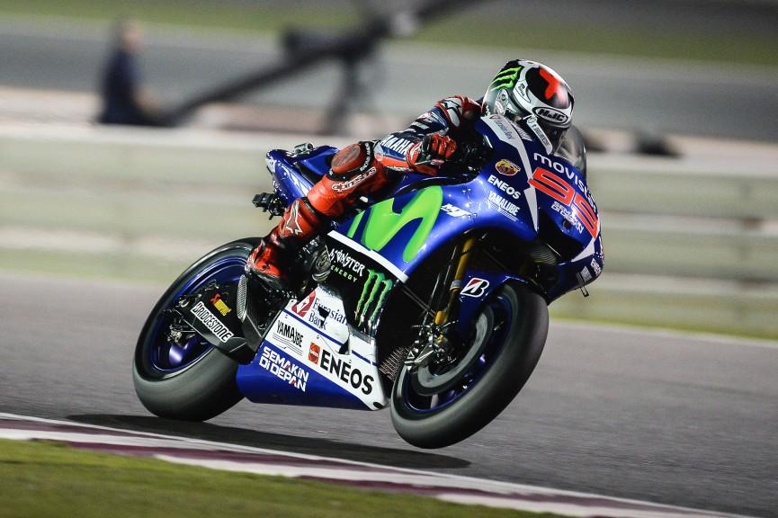 Jorge Lorenzo, Movistar Yamaha MotoGP, Qatar FP2