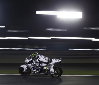 "Crutchlow: ""I'm surprised with how fast we are going'"