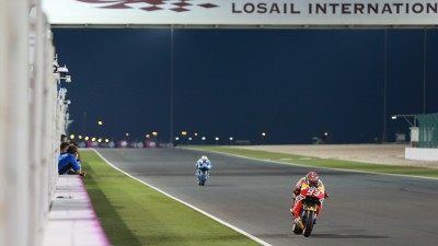 """Marquez: """"Today we saw times that were very close"""""""