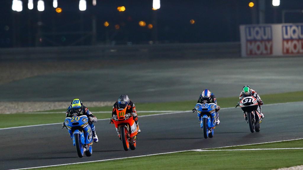 Moto3 Action, Qatar QP
