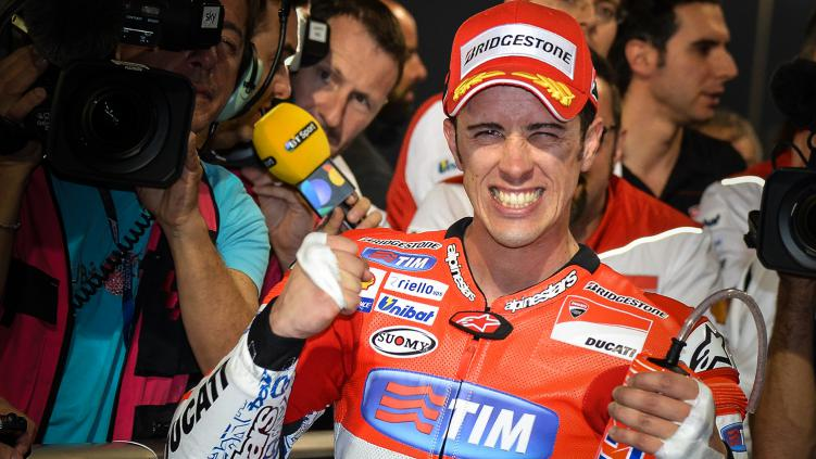 Andrea DOVIZIOSO | MotoGP™