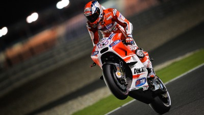 The night undoubtedly belongs to Ducati