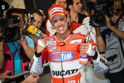 Ducati vuelve a impresionar