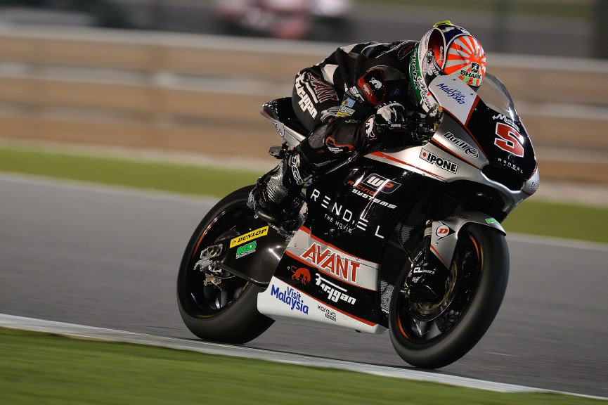 Johann Zarco, Ajo Motorsport, Qatar QP