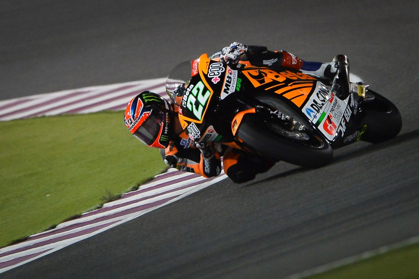 Sam Lowes, Speed Up Racing, QAT QP