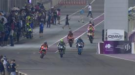 The fourth Free Practice session of the MotoGP™ World Championship season in Qatar.
