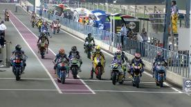 The full Qualifying session of the Moto2™ World Championship in Qatar.