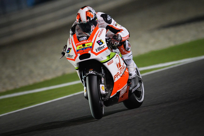 Yonny Hernandez, Pramac Racing, Qatar Q2
