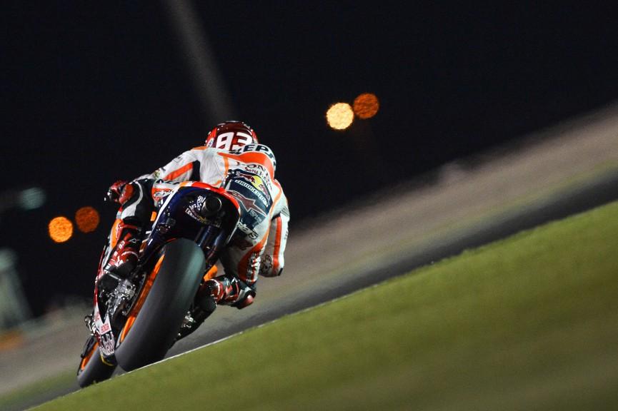 Marc Marquez, Repsol Honda Team, Qatar Q2