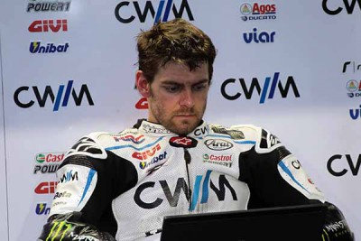 "Crutchlow: ""Thankfully it's just my pride that's hurt today'"