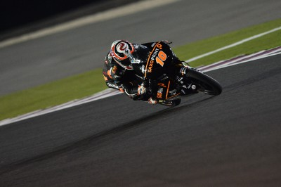 Masbou claims career first Moto3™ pole in Qatar