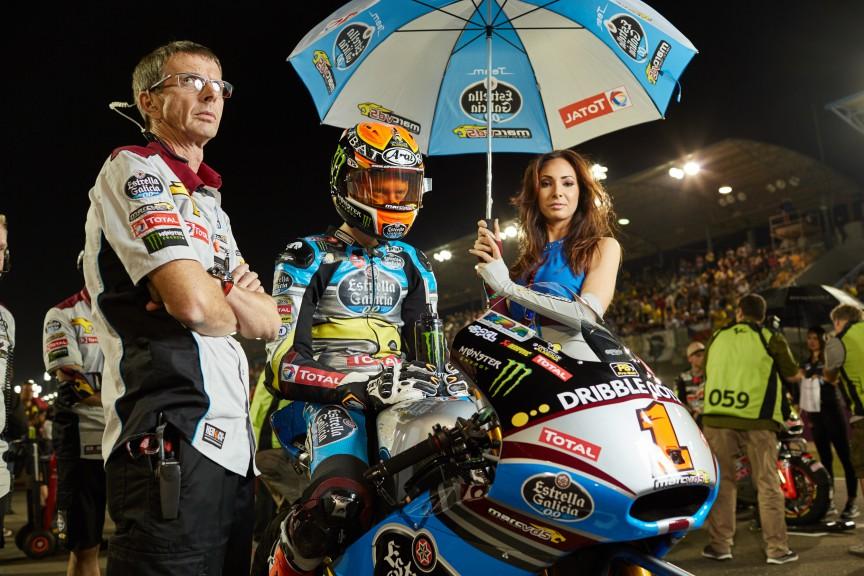 Tito Rabat, Estrella Galicia 0,0, Qatar RACE