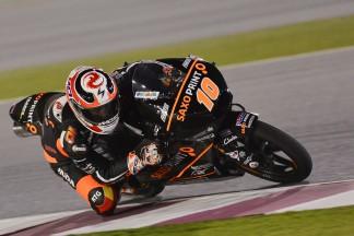 Masbou, ganador del GP de Qatar de Moto3™