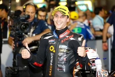 Masbou converts pole to Moto3™ victory
