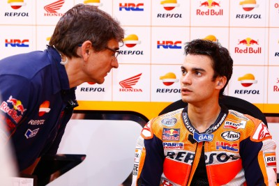 Pedrosa a doubt for the next race